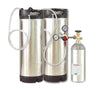 Kegging Starter Kit - New Dual Ball Lock Kegs