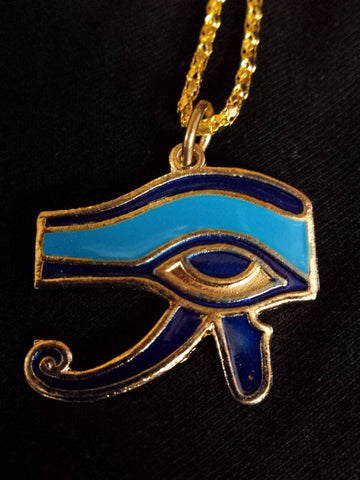 brass-and-enamel-necklace-eye-of-horus-handcrafted-and-made-in-egypt