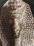 Aswan Granite Akhenaten Statue Large.  Made in Egypt by Semed.