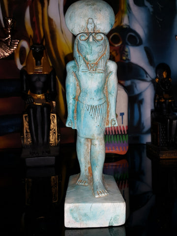 museum-quality-fiance-style-reproduction-ra-22cm-tall-made-in-egypt