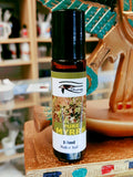 Shezmu PURE MYRRH Egyptian Essences Oils 10ml Roll-on. Imported from Egypt