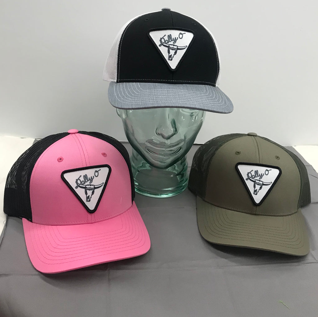 Trucker Snapback Patch Logo