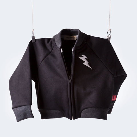 Super Heroe Jacket / Black