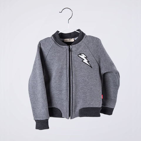 Super Heroe Jacket / Grey