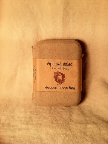 Spanish Anise Soap