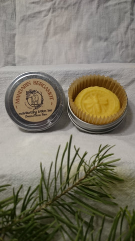 Sweet orange Lotion Bar 1.5 oz.