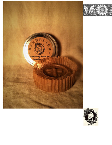 Bandelier Lotion Bar