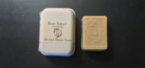 Bear Naked Soap