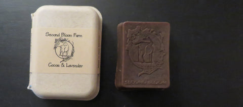 Cocoa and Lavender Soap