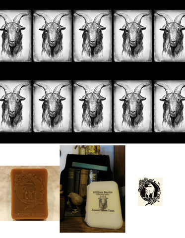 Million Bucks Goat milk soap