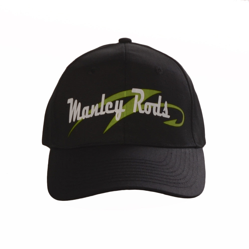 Manley Logo Black Hat