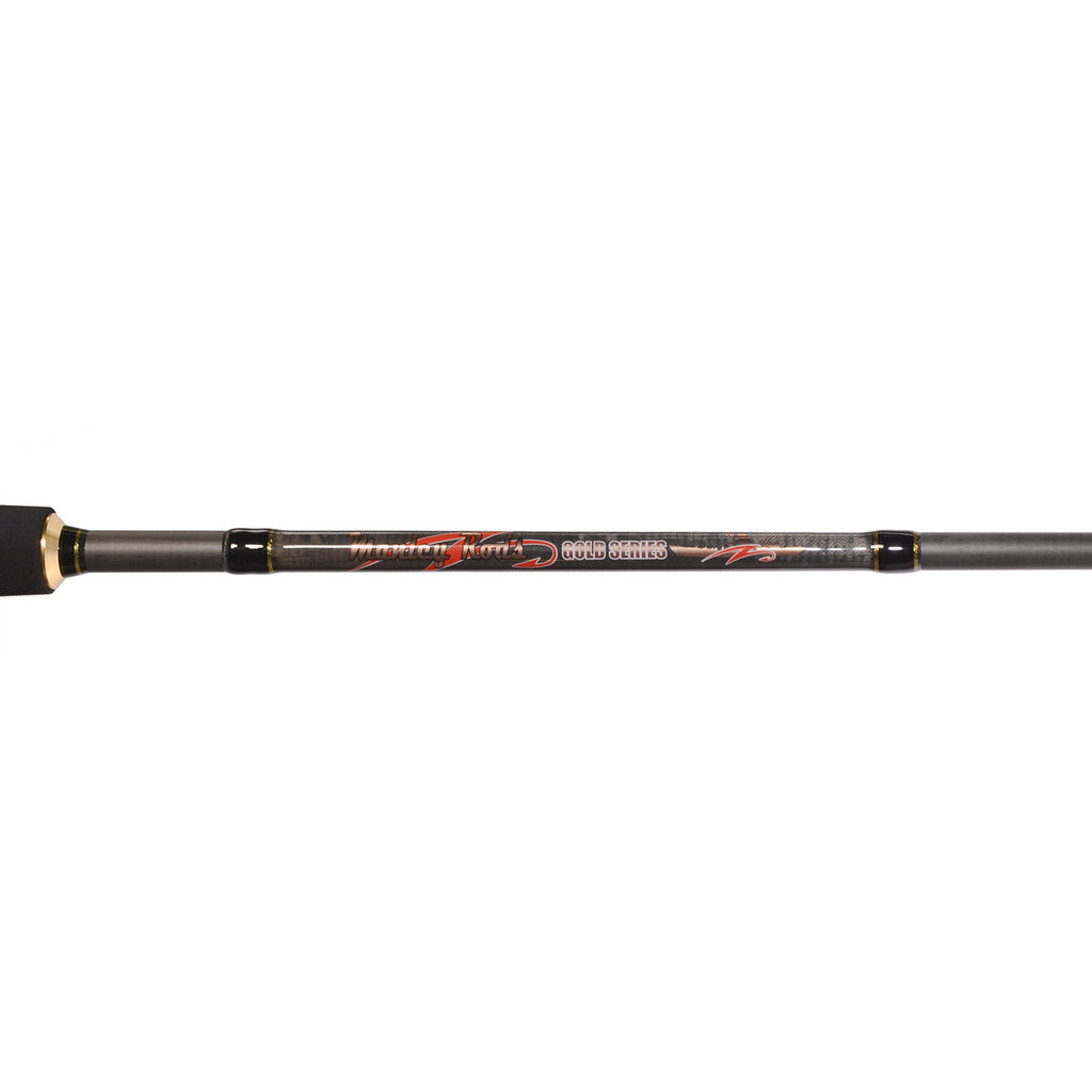 Freshwater/Inshore Gold Series Spinning Rod