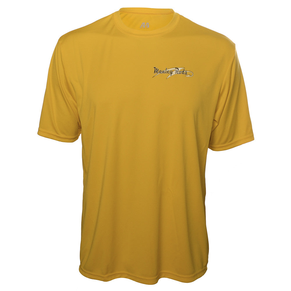 Manley Short Sleeve Performance Shirt