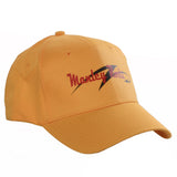 Manley Logo Yellow Hat