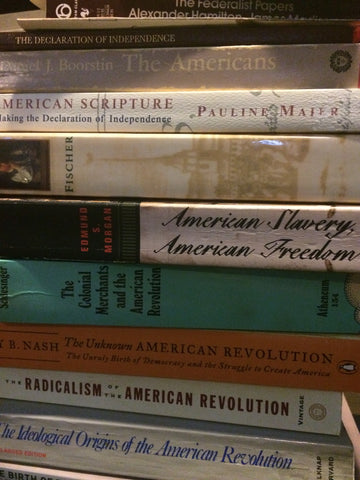 Mike's Library -- The American Revolution