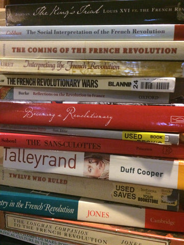 Mike's Library -- The French Revolution