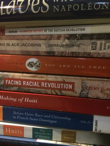 Mike's Library -- The Haitian Revolution