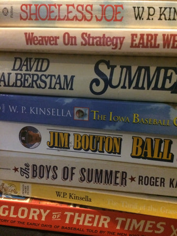 Mike's Library -- Baseball