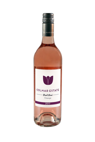 2017 Colmar Estate Pinot Rosé