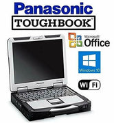 RUGGED PANASONIC CF-31 TOUGHBOOK Intel Core i5 / 16GB / 1TB SSD NON-TOUCH WIN 10