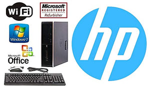 Elite Desktop PC Intel Quad CORE i7 3.4GHz (Up to 3.8GHz) / Windows 7 PRO/Upgraded to 16GB DDR3 RAM/New 1TB HDD + MS Office + DVD+RW