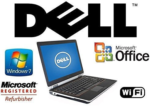 Sleek and Powerful Refurbished E6420 Notebook - Fast Intel Core i7 2.7GHz CPU / 8GB DDR3 RAM / New Huge 1TB Solid State Drive SSD- WiFi - DVD-RW - Windows 7 Pro 64-Bit OS +MS Office Laptop PC