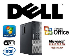 Custom Built Optiplex Intel i5-Quad Core 3.1GHz CPU 24GB DDR3 RAM New Huge 3TB HDD Windows 7 Pro + MS Office WiFi DVD-RW