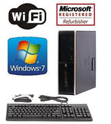 HP Elite 8100 Intel Quad CORE i5 Windows 7 PRO Desktop 16GB RAM 1TB Computer + Office