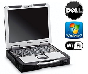 "Panasonic CF-31 Toughbook - Intel Core i5-2540M 2.6GHz - 256GB SSD - 12GB DDR3 RAM - 13.1"" Touchscreen Win 7 PRO - WiFi Laptop PC"