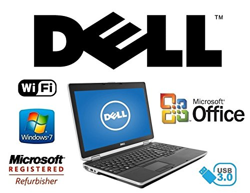 "Dell Latitude E6530 15.6"" Windows 7 Pro Laptop - Core i7 2.7GHz CPU / 12GB RAM/ New 512GB Solid State Drive SSD Notebook"