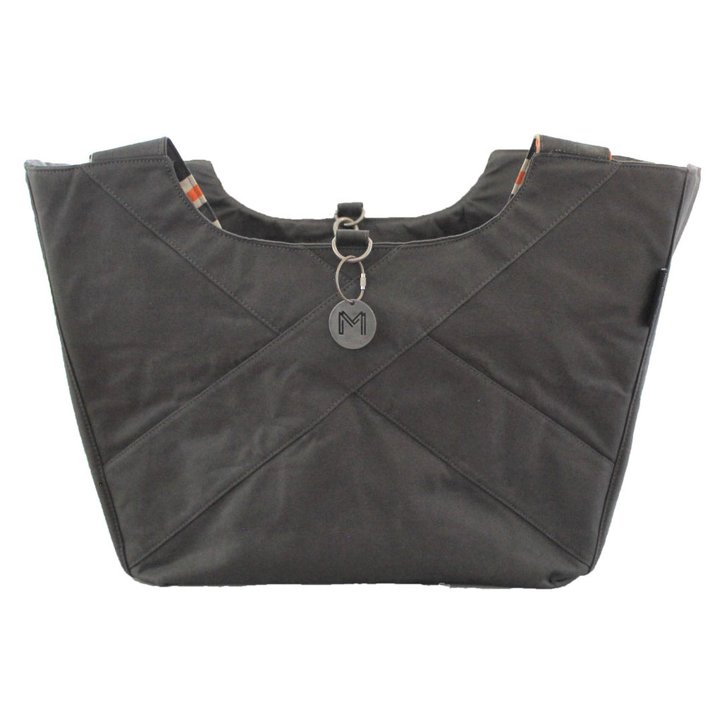 Cove Carry-All Bag - Charcoal Grey