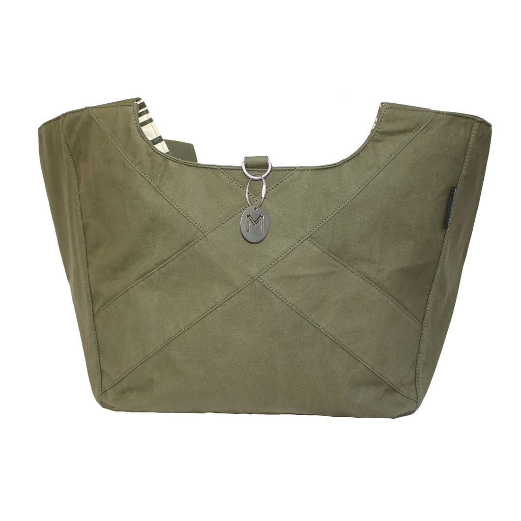 Cove Carry-All Bag - Khaki Green