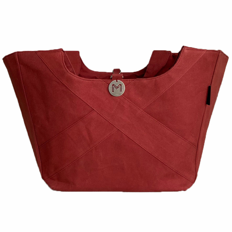 Cove Carry-All Bag - Rust