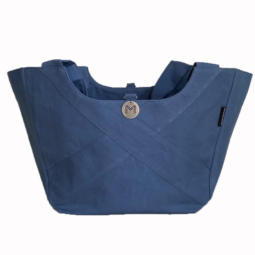 Cove Carry-All Bag - Blue Steel