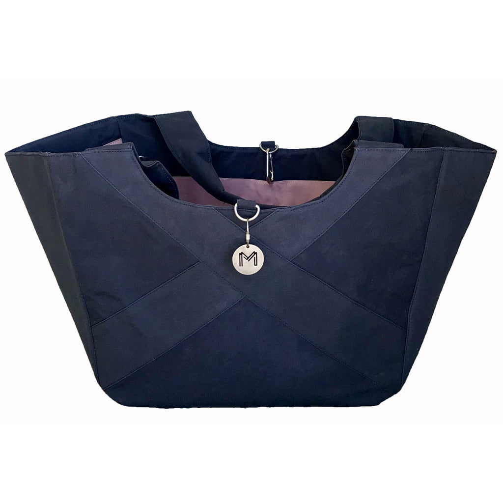 Cove Carry-All Bag - Navy x Blush
