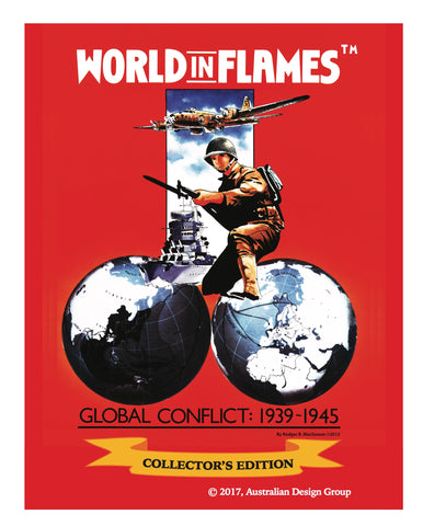 World in Flames Collector's edition