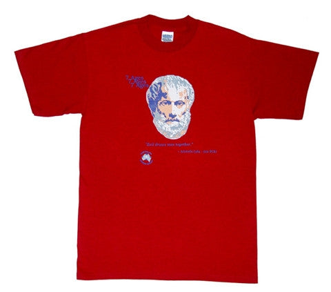 7 Ages T-Shirt  Aristotle