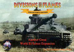 World in Flames Collector's Edition Deluxe game 3 pack  NEW!