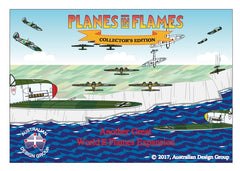 World in Flames Collector's Edition Deluxe game  NEW!