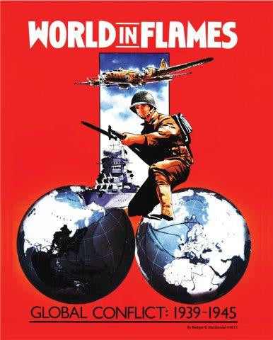 World in Flames7 Deluxe Game