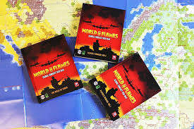 <b>World in Flames: the computer game </b>(available from Matrix Games)