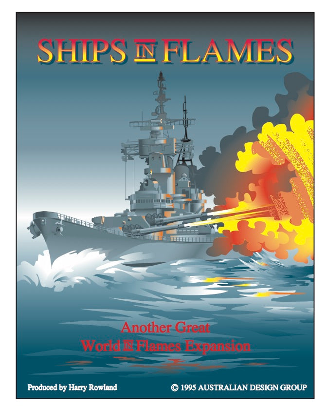 Ships in Flames 7th edition