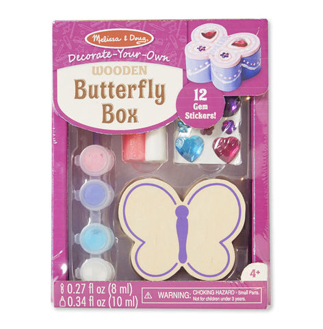 18853 M&D DYO Butterfly Box