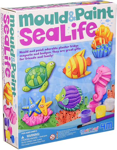 03511 4M Mould & Paint sealife