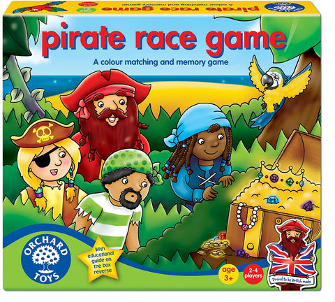 10181 Orchard Pirate Race game