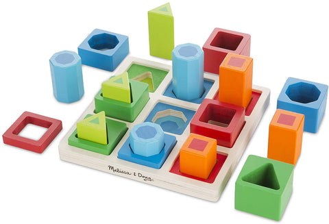 10582 M&D Shape Sequence Sorting Set