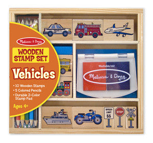 12409 Vehicle Stamp Set