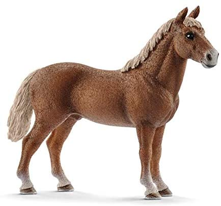 13869 Schleich Caballo Morgan Semental (T)