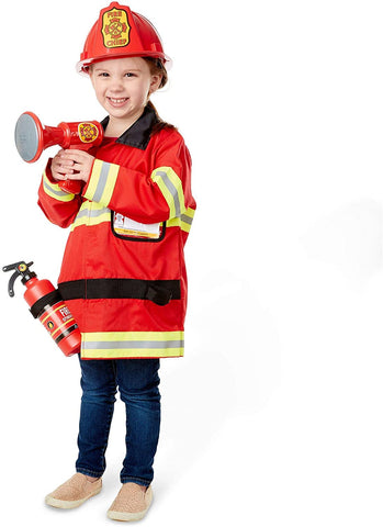 14834 M&D Fire Chief Role Play Set