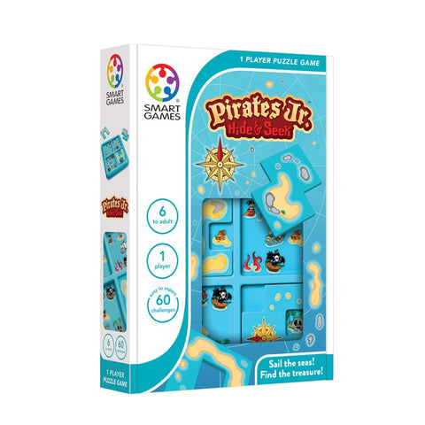 SG 432 Smart Games Pirates Jr. Hide & Seek